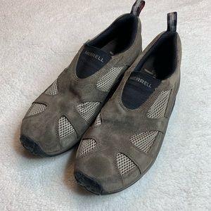 Merrell MOC Mens Size 11 Gunsmoke Ortholite Shoes